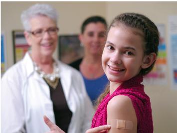 Immunization Event Flyer